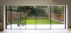 Modern Patio Doors: Bi Fold Doors vs Sliding Doors – Slim Frame Sliding Glass Doors – Minimal Windows