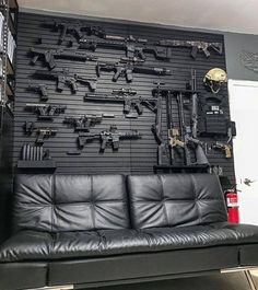 Offset Double Level Vertical Gun Rack Www Gun Racks Com . Wall Mounted Weapon Storage Locker Secure Space For . Home and Family