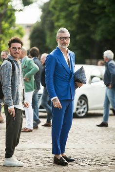 WIMIRY: Style in Pitti Uomo 86, part I.