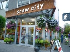 Snow City Cafe Anchorage Ak Great Place For Breakfast And Lunch
