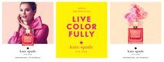 FACEBOOK FREEBIE $$ FREE Sample of Kate Spade Live Colorfully Fragrance!