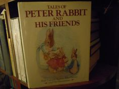 Beatrix Potter Tales of Peter Rabbit and His by MarginaliaBooks