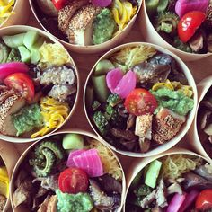 Lunch here available in brown rice and two-stage.  It finished in a gorgeous…