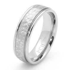 Hammered Men's Titanium Wedding Ring Engagement Band Comfort Fit 7 MM (9) PCH Jewelers http://www.amazon.com/dp/B013MEEJJI/ref=cm_sw_r_pi_dp_IjR9wb04EKAFT