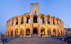 amphitheatre - Arles France