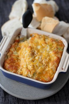 MD crab dip-I like to add Worcestershire sauce, celery salt, replace some of the mayo with FF greek yogurt, add chopped jalapenos, or cayenne pepper.