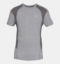 Under Armour Men's Threadborne Swyft Short Sleeve Running Shirt Tech T Shirts, Work Shirts, Men's Shirts, Athletic Outfits, Sport Outfits, Running Shirts, Running Man, Adidas Tracksuit, Mens Activewear