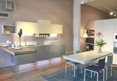 : 2 nouvelles cuisines design LAGO
