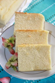 Today bake myself another japanese cotton cheesecake.keep on trying until i get to perfection. This time is. Sweets Cake, Cupcake Cakes, Rose Cupcake, Cupcakes, Brownie Recipes, Cheesecake Recipes, Jiggly Cheesecake, Easy Japanese Recipes, Japanese Desserts
