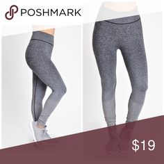 "New Arrival black ombré leggings Workout in style with these ombré leggings. Size S-L new.get it on my site for $16.00 ✨www.stylewarriorboutique.com✨ new customers use Promo code ""New10"" for a 10%discount on your order.🔥follow my IG:Stylewarrior_Boutique🔥 Pants Leggings"