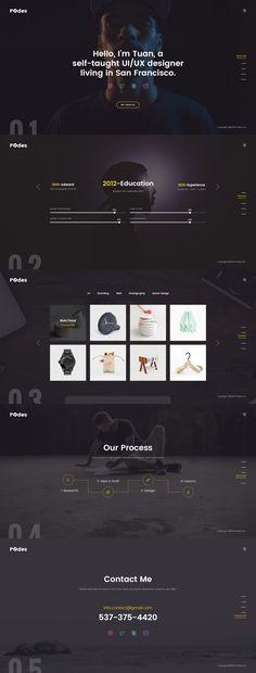 Podes | Responsive Multi-Purpose PSD Template by Leonard_Design | ThemeForest