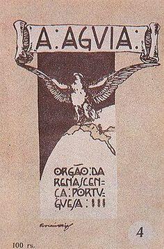 """(Revista A Águia nº1). Tertúlia Bibliófila: """"Athena"""" e Fernando Pessoa – apontamentos para o estudo das revistas literárias em Portugal"""