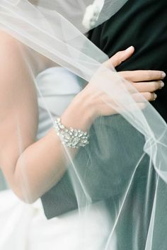 Modern New Haven Wedding from Michelle Lange Photography - jewelry