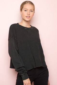 d475faae47 Laila Thermal Top - Tops - Clothing