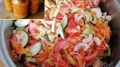15 minutové těstoviny se zakysanou smetanou a slaninkou – RECETIMA Home Canning, Preserves, Pickles, Salsa, Buffet, Cabbage, Food And Drink, Vegetables, Cooking