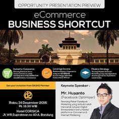 Event Seminar Special Dash2: Event Seminar Special Dash2 : eCommerce Business S...