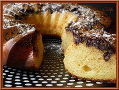 Gâteau au lait concentré sucré et chocolat