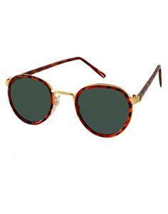 eb63e005eb Reclaimed Vintage Round Sunglasses Round Sunglasses