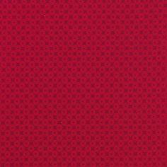 Stoff bomull Red dot/cross 60,-