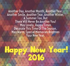 Happy new year 2016 love quotes for her