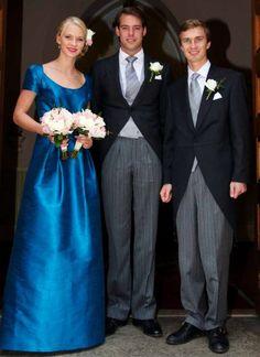 Archduchess Gabriella, Prince Felix & Archduke Cristophe  | The Royal Hats Blog