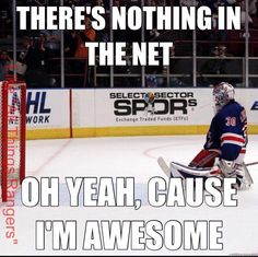 Awesome game by Henrik for his first shutout of the season.  3 Stars of the game: Henrik Lundqvist Dan Girardi Brian Boyle