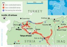 Syria, Turkey