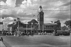 Chennai Central Railway Station 1943