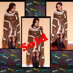 Corkscrew Fringe Crocheted by iLoveThelmaLu on Etsy, $150.00