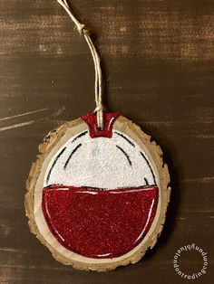 Winter Christmas, Christmas Ornaments, Fishing Bobbers, Etsy Shop, Trading Company, London, Holiday Decorations, Unique Jewelry, Handmade Gifts