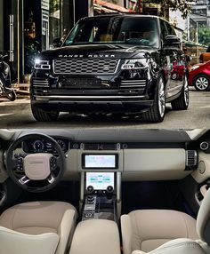 Visit the webpage to read more about best family suv. Check the webpage to read more. Range Rover Noir, Range Rover Auto, Range Rover Schwarz, Range Rovers, Best Luxury Cars, Luxury Suv, Jeep Wranglers, Range Rover Sport Black, Range Rover White