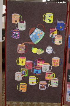 Art Therapy Activities, Craft Activities, Diy And Crafts, Crafts For Kids, Arts And Crafts, Diy Projects To Try, Art Projects, Diy Paper, Paper Crafts