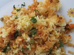 Kashmiri Veg Biryani recipe by Rafeeah Laher posted on 21 Jan 2017 . Recipe has a rating of by 1 members and the recipe belongs in the Rice Dishes recipes category Rice Dishes, Food Dishes, Veg Biryani, Biryani Recipe, Food Categories, Regional, Fried Rice, Real Food Recipes, Ethnic Recipes