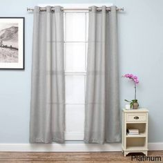 platinum curtain set - Google Search