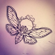 """Without the dots on the wings & possibly an alternative """"crown"""" design"""