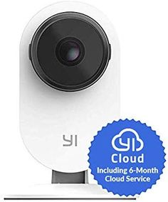 YI Smart Home Camera 3 w/ Cloud Service, AI-Powered Wi-Fi Indoor Security Camera System with Emergency Response, Human Detection, Sound Analytics for Nanny Pet Dog Monitor Wireless Security Cameras, Wireless Camera, Security Alarm, Security Cameras For Home, Best Home Security, Security Tips, Home Security Systems, Security Solutions, Wireless Alarm System