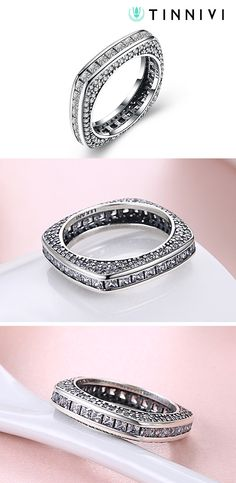 Shop ❤️Tinnivi Vintage Created White Sapphire Sterling Silver Wedding Band❤️online️, Tinnivi creates quality fine jewelry at gorgeous prices. Shop now! Wedding Anniversary Rings, Wedding Bands, Jewelry Gifts, Fine Jewelry, Cheap Engagement Rings, White Sapphire, Gifts For Him, Jewelry Design, Bride