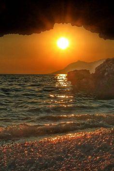 Sunset in Croatia on 500px by Stefan Schnöpf
