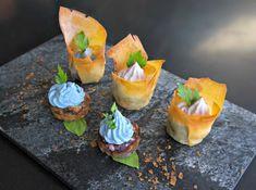 πατάτες βουτύρου γαλλικές - - Oh là là | Pandespani Mousse, Starters, Pesto, Pudding, Yummy Food, Desserts, Tailgate Desserts, Deserts, Delicious Food