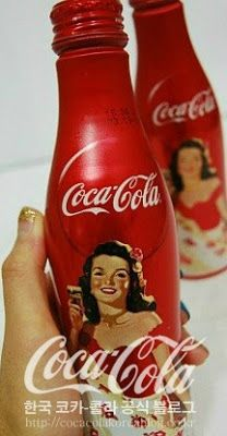 Coke Calendars | Aluminum Bottle Collector Club: Coca-Cola Calendar Girl Classic ...