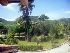 Residence Sardinia Holiday Rental Grounds