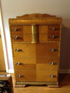 Merveilleux Dresser, Holland Furniture Company | My Stuff | Pinterest | Antique  Furniture, Antique Glassware And Furniture Companies