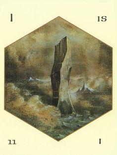Is ( Isa ) Haindl Rune