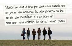 El club de los incomprendidos ~Blue Jeans~ ♥