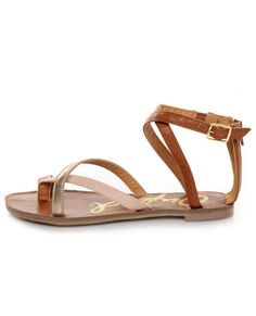 gladiator sandals $25---super cute!