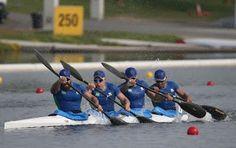 Blog Esportivo do Suíço: Quarteto brasileiro leva a prata na canoagem no Pan