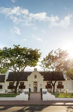 Where to Go in South Africa's Wine Country - Condé Nast Traveler Beautiful Hotels, Beautiful Gardens, Winery Tasting Room, Wine Tasting, Wine Safari, Cape Dutch, Africa Travel, France Travel, Wine Country