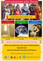 Eventi Settembre 2014