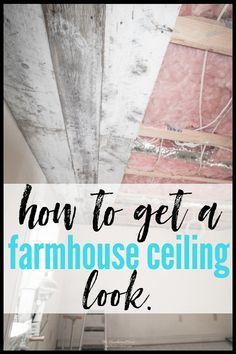 How to get a farmhou