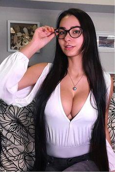 Glasses stepdad oral amateur